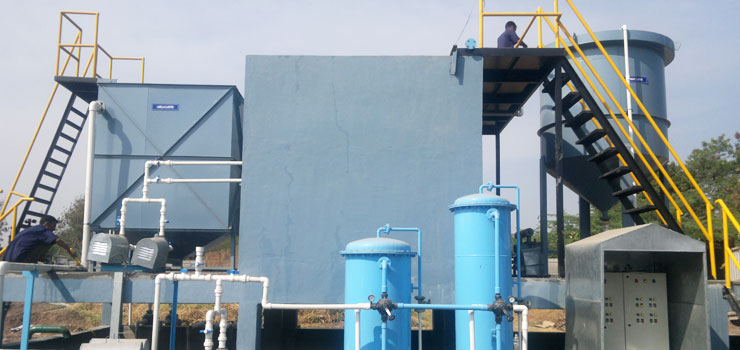 Guidelines For Operation And Maintenance Of Effluent Treatment Plant